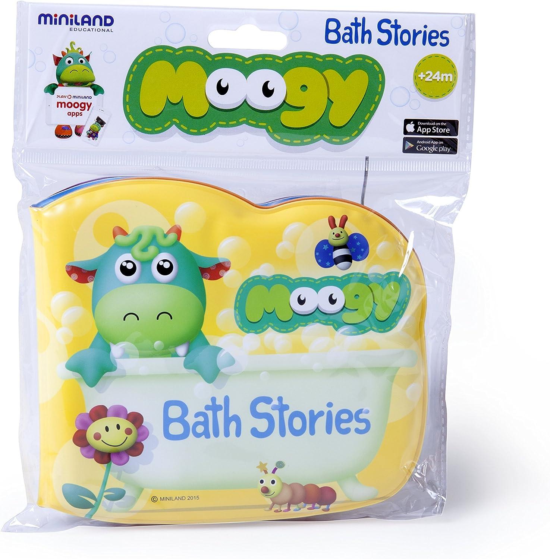 Bolsa, 29,7/cm Bath Stories /moogy Miniland 96284/ con Colgador