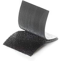 Velcro® brand klittenbandsluiting PS51/PS52 ULTRAMATE®, industriële dikte, zelfklevend, robuust, zwart