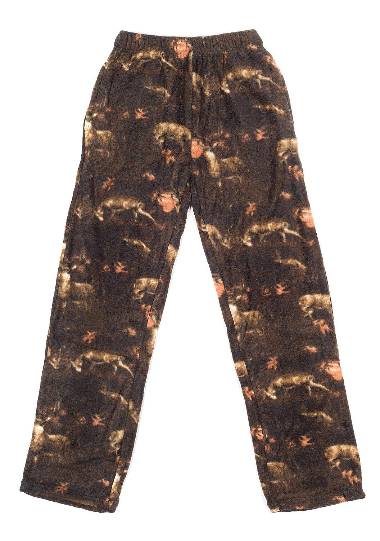 8-18 North 15 Boys Super Cozy Micro Fleece Pajama Pants