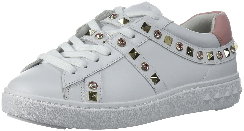 Ash Women's AS-Play Sneaker B073JW8669 40 M EU (10 US)|White/Blush