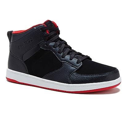 Amazon.com | And 1 Providence Mens Mid Black Basketball Shoes (9.5 ...