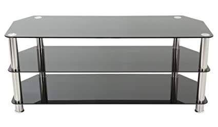 943f2132d81 Amazon.com  AVF SDC1250-A TV Stand for up to 60-inch TVs