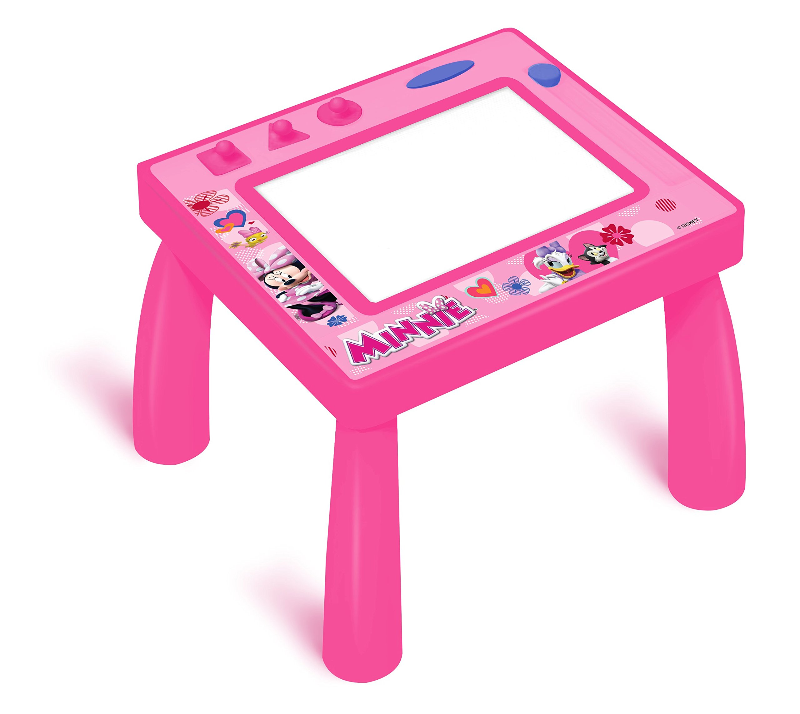 Minnie Mouse Happy Helpers Stamp N' Sketch Play Table Magnetic Play Table