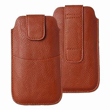 LORDWEY® Funda 4.0 Inch Universal teléfono móvil cinturón Caso de ...
