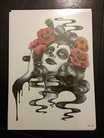 Amazoncom Day Of The Dead Sugar Skull Dio De Los Muertos Gothic