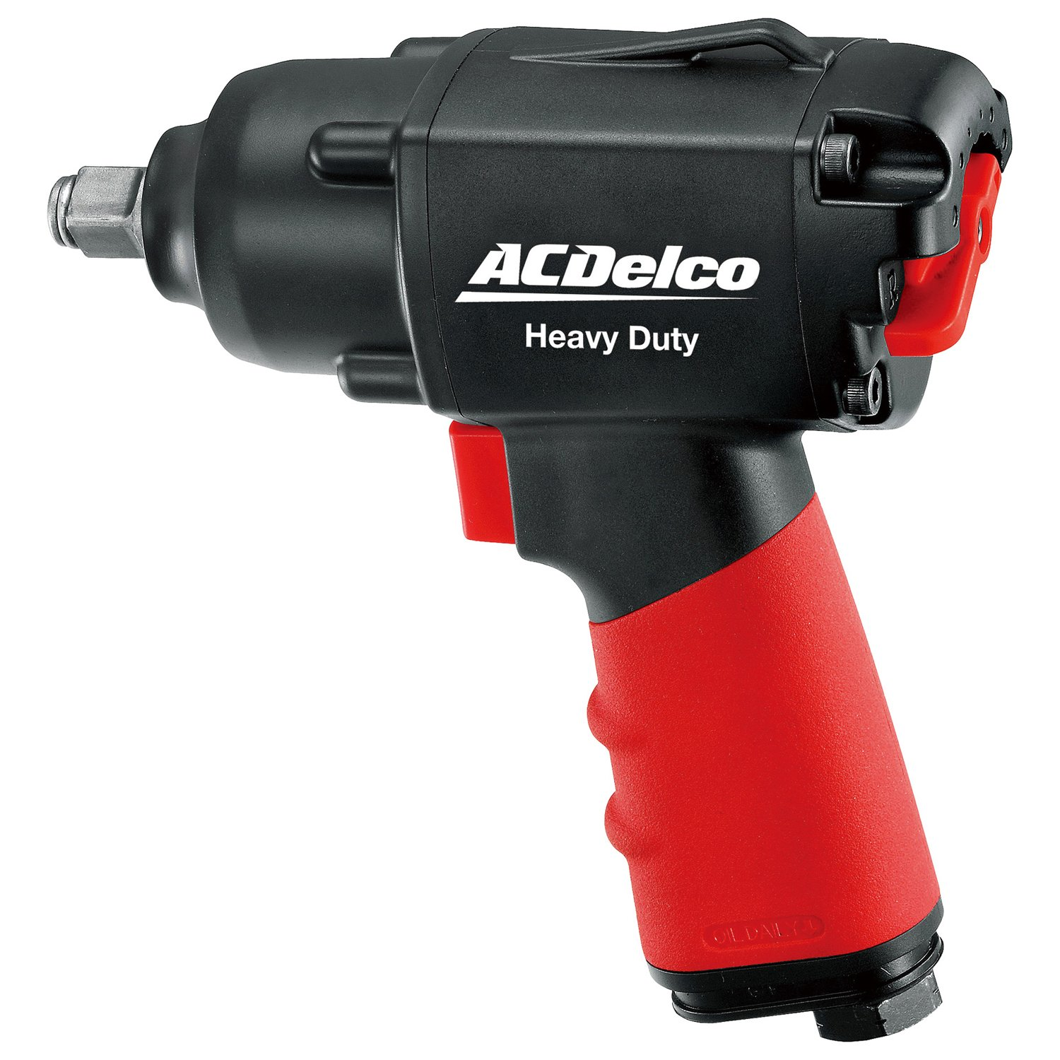 ACDelco ANI401 1/2-inch Composite Impact Wrench, 320 ft-lbs, TWIN HAMMER
