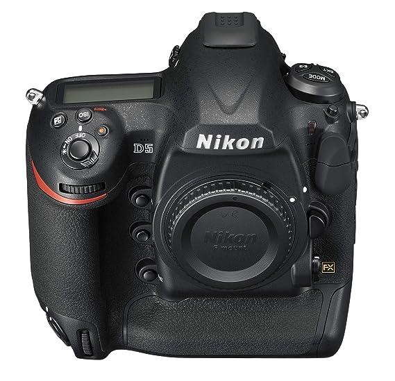 Nikon D5 °Cámara réflex Profesional 21.33 MP, Sensor CMOS FX, 2 ...