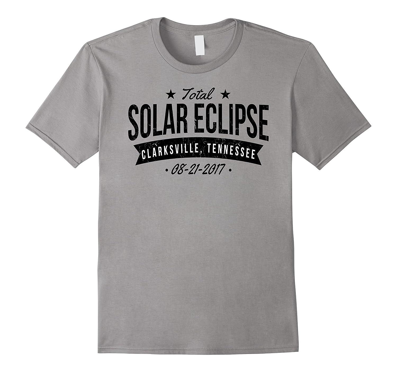 Solar Eclipse Clarksville TN August 2017 Gift T-Shirt-CL