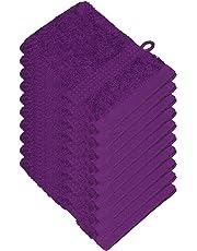 Miamar - Juego de Toallas de Mano, 15 Colores, Suave, Absorbente, 500