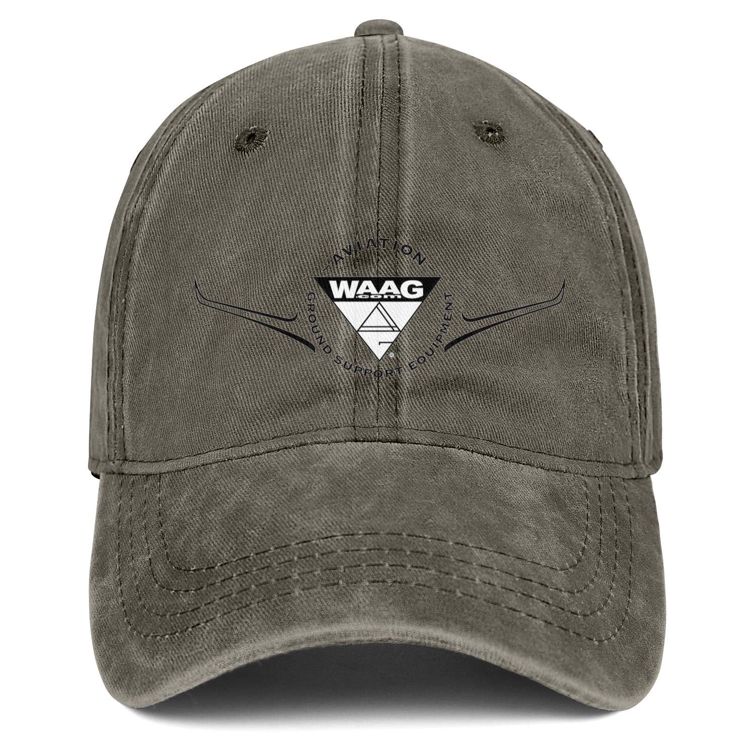Waag Society Mens Womens Vintage Trucker Hats Visor Horsetail Hat
