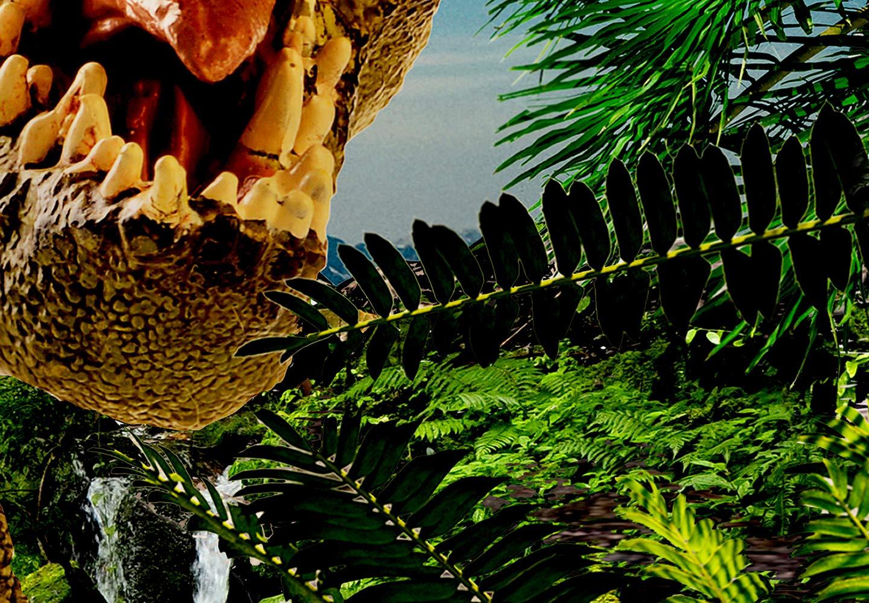 Murando Raumteiler Foto Paravent Dinosaurier 225x172 225x172 225x172 cm beidseitig auf Vlies-Leinwand Bedruckt Trennwand Spanische Wand Sichtschutz Raumtrenner Kindergarten e-C-0055-z-c 1730fb