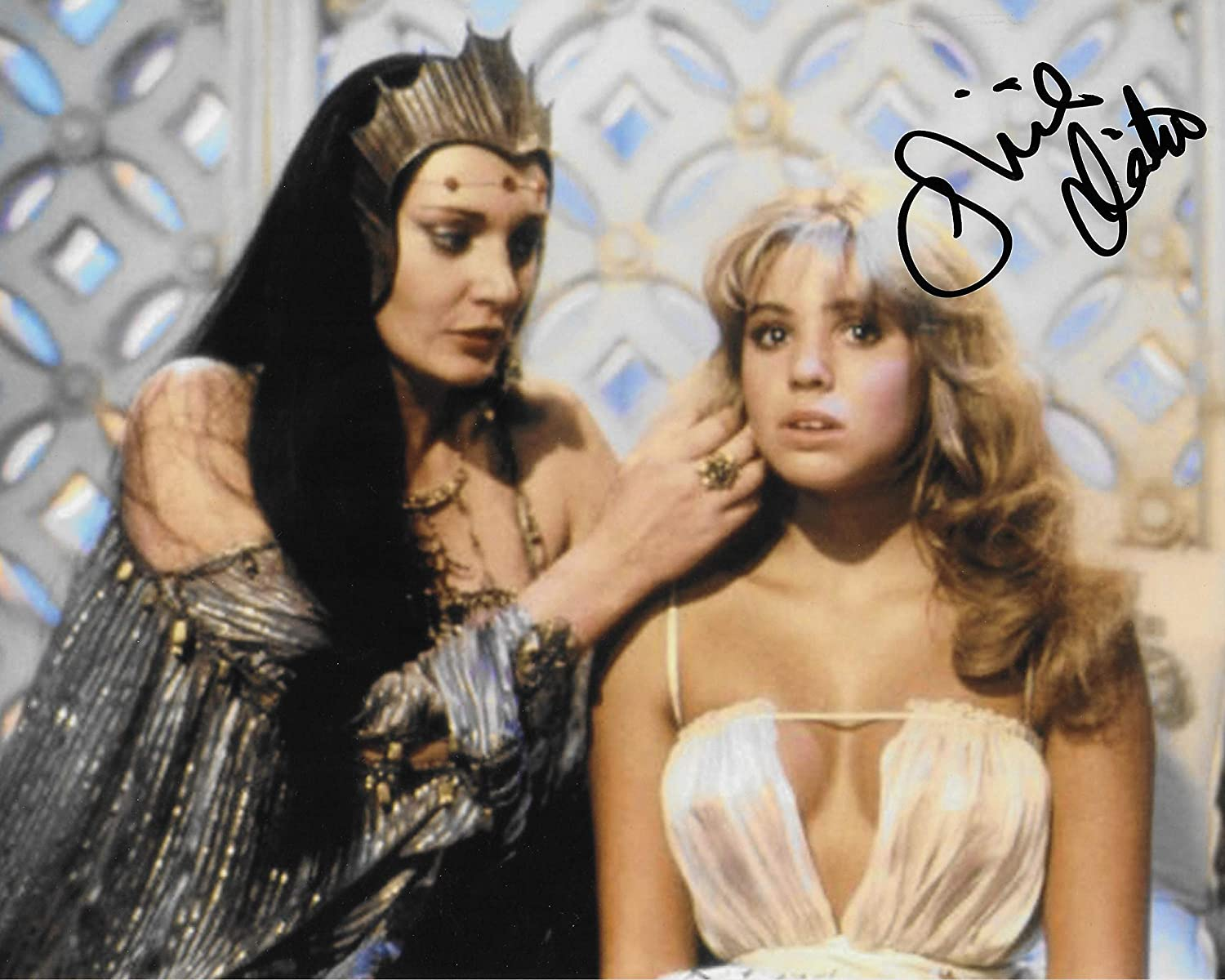 Olivia DAbo Conan the Destroyer 3 autographed 8X10 photo