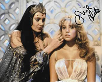 SARAH DOUGLAS QueenTaramis - Conan The Destroyer GENUINE