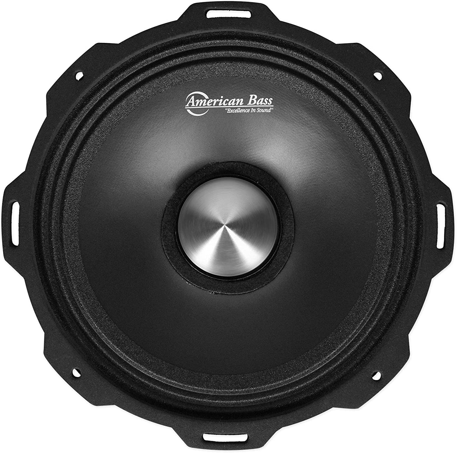 American Bass USA GF-8 L-MR Godfather Series 8-inch Midrange Speaker