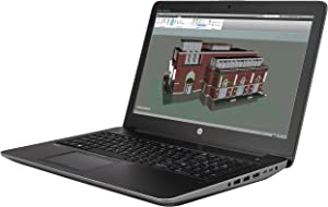 HP ZBK3 V2W05UT#ABA Commercial Specialty Laptop (Windows 7 Pro, Intel Core i7-6700U, 15
