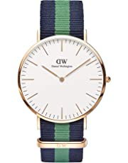 Daniel Wellington Men's  Watch Classic Warwick  40mm