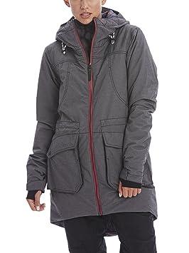 Bench Hedonistic - Chaqueta de esquí para Mujer, otoño/Invierno, Mujer, Color Negro, tamaño Extra-Large: Amazon.es: Deportes y aire libre