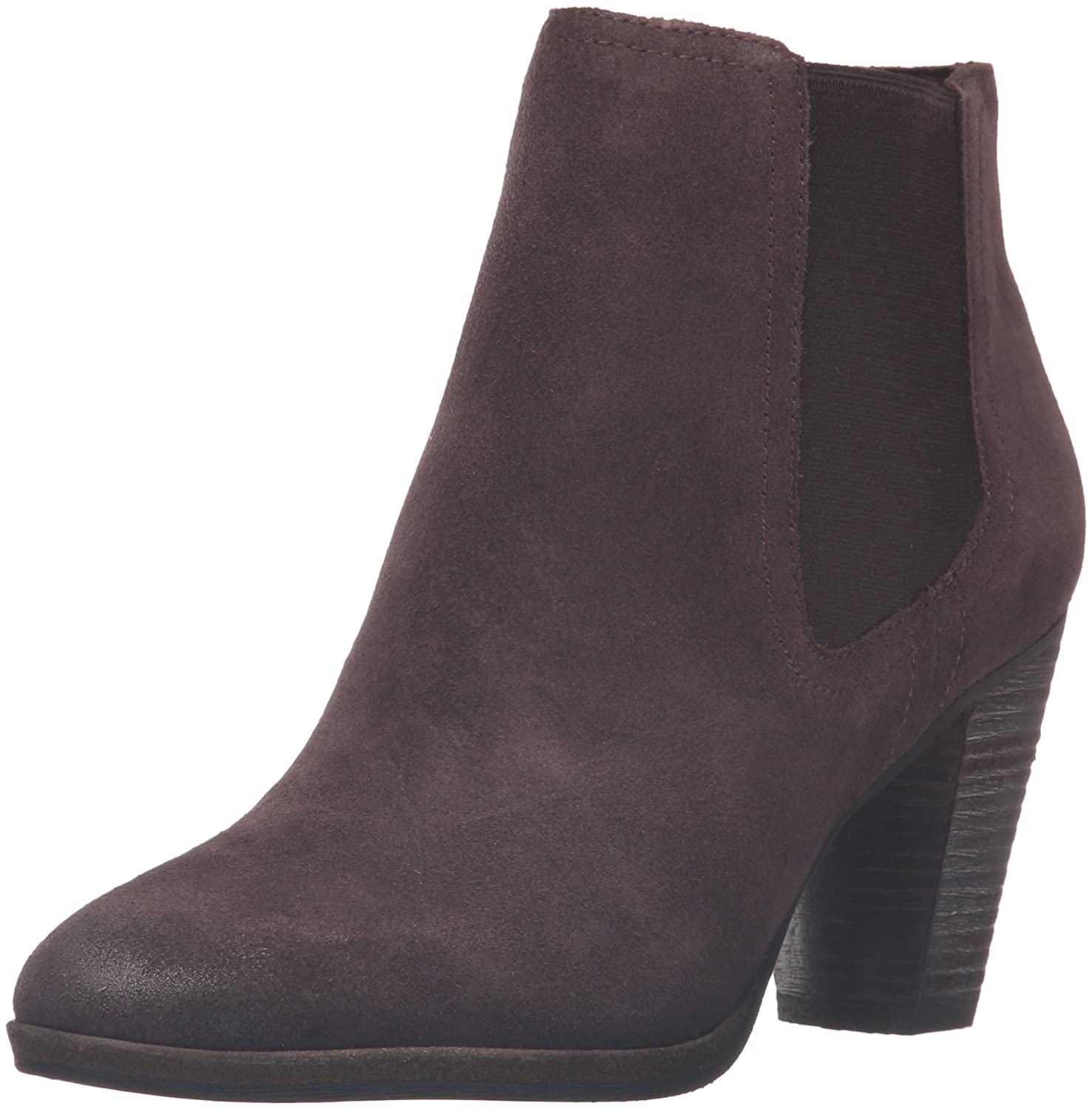 Cole Haan Women's Hayes Gore Ankle Bootie B01FX70ENM 10 B(M) US|Java Suede