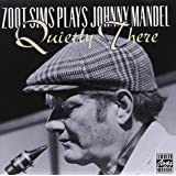 ZOOT SIMS/_QUIETLY THERE