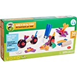 PBS KIDS Build It Kit by YOXO - 30 Piece Creative Building Toy