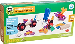 product image for PBS Kids Build It Kit by YOXO - 30 Pieces - Creative Building Toy System