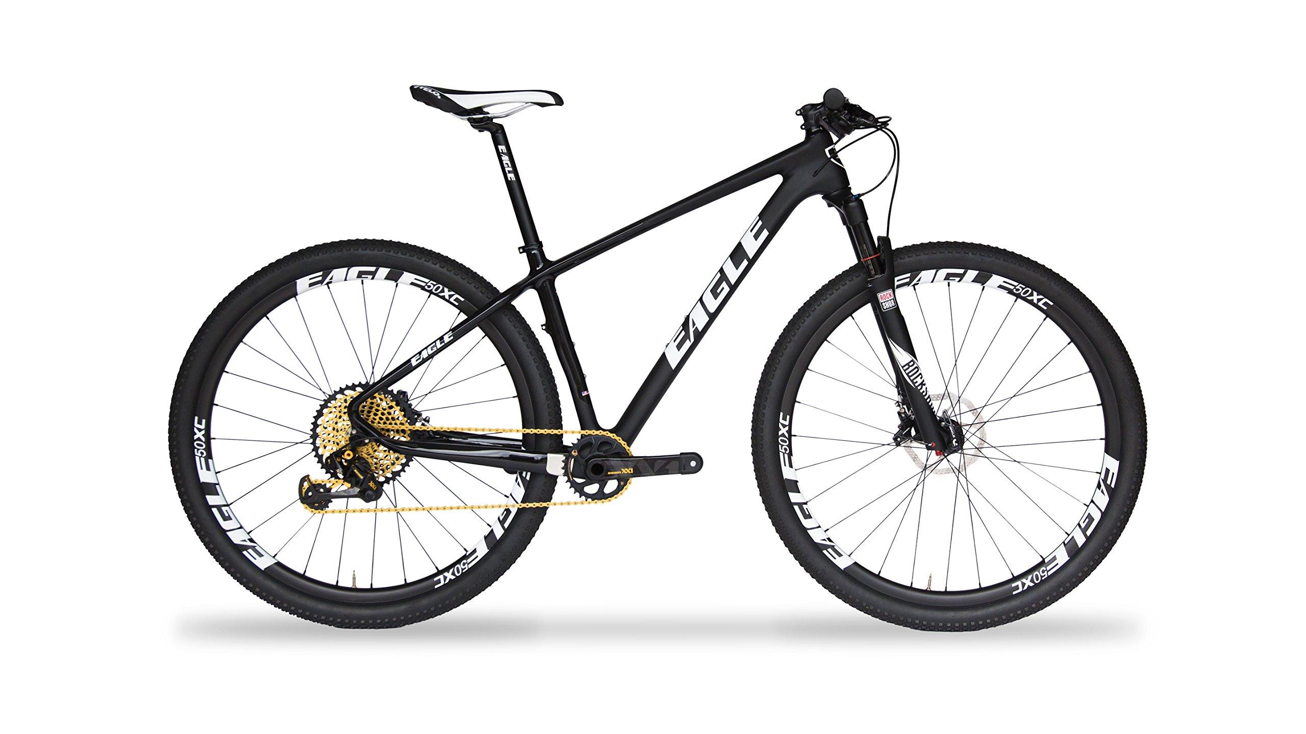 Eagle Patriot Carbon Fiber Mountain Bike