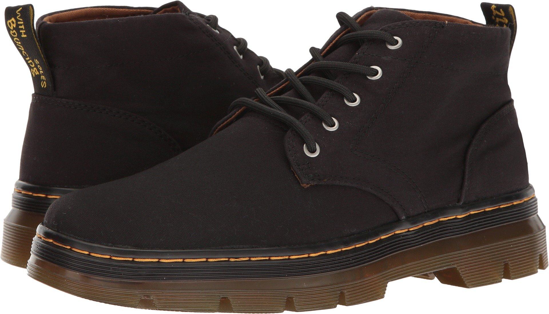 Dr. Martens Men's Bonny Chukka Boot, Black, 12 UK/13 M US