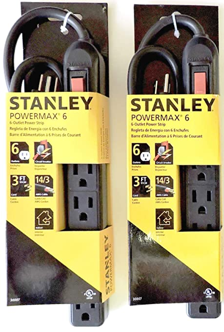 Review 2 pack Stanley Powermax6