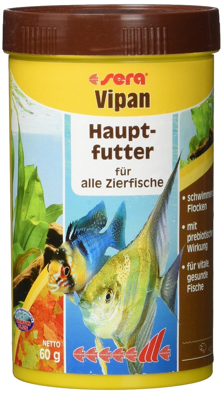 Sera Vipan Flockenfutter 170 Aquarien Aquaristik Fische
