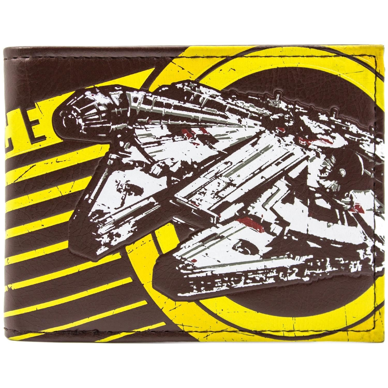 Cartera de Star Wars Rebel Alliance Amarillo 27475