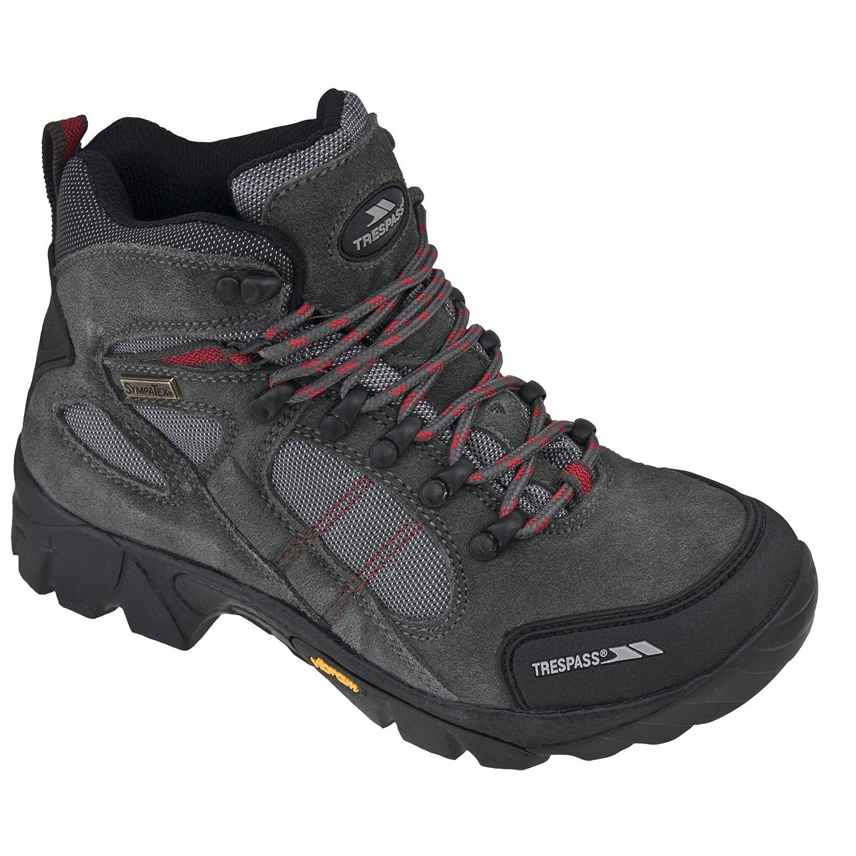 39682f115c6 Trespass Womens/Ladies Ridgeway Waterproof Hiking Boots (5 UK) (Grey ...