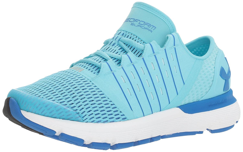 Under Armour Women's Speedform Europa Running Shoe B01GQKYJ3Q 7.5 M US|Venetian Blue (448)/White
