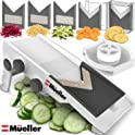 Mueller Austria V-Pro Multi Blade Mandoline Cheese/Vegetable Slicer