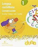 Lengua castellana 1 EPO - Proyecto Duna - Comunicación - 9788430714384