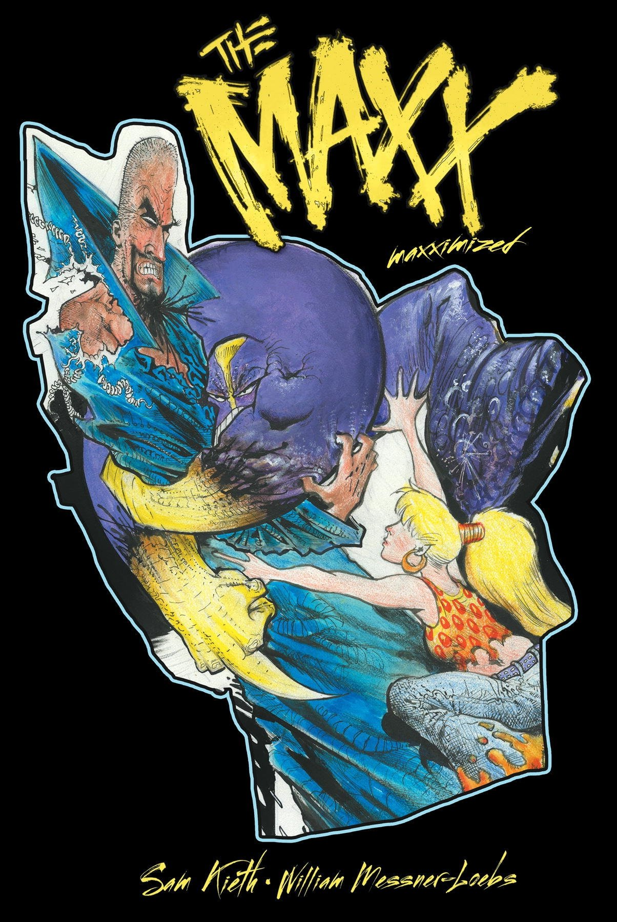 Download The Maxx: Maxximized Volume 5 ebook