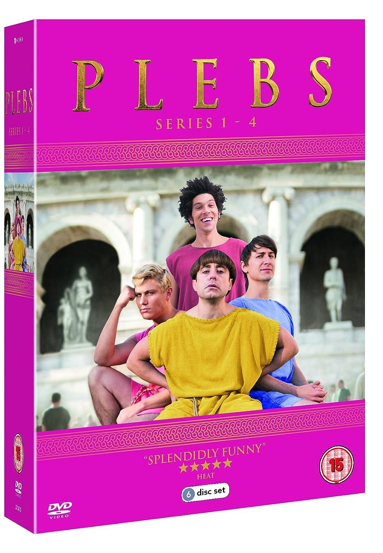 Plebs: Series 1-4 Box Set
