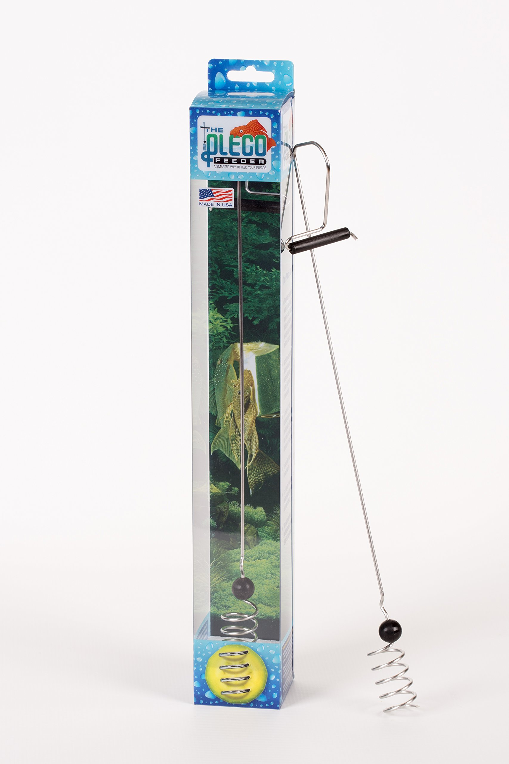 The Pleco Feeder - Large
