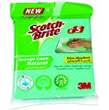 Scotch-Brite Sponge Cloth - Natural, 5 sheets