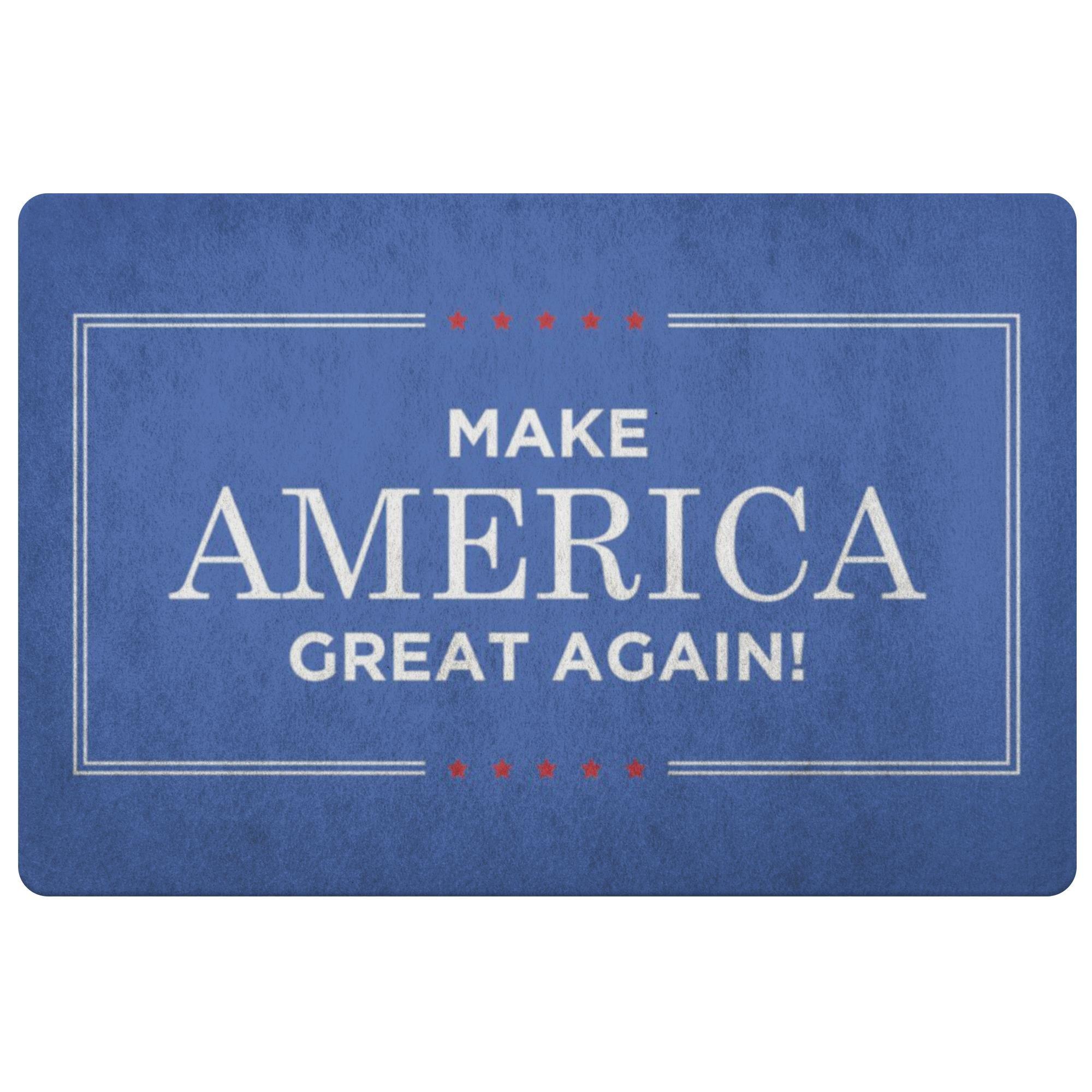 Doormat MAGA Rug Cool Personalized 36''x18'' Make America Great Again Door mat