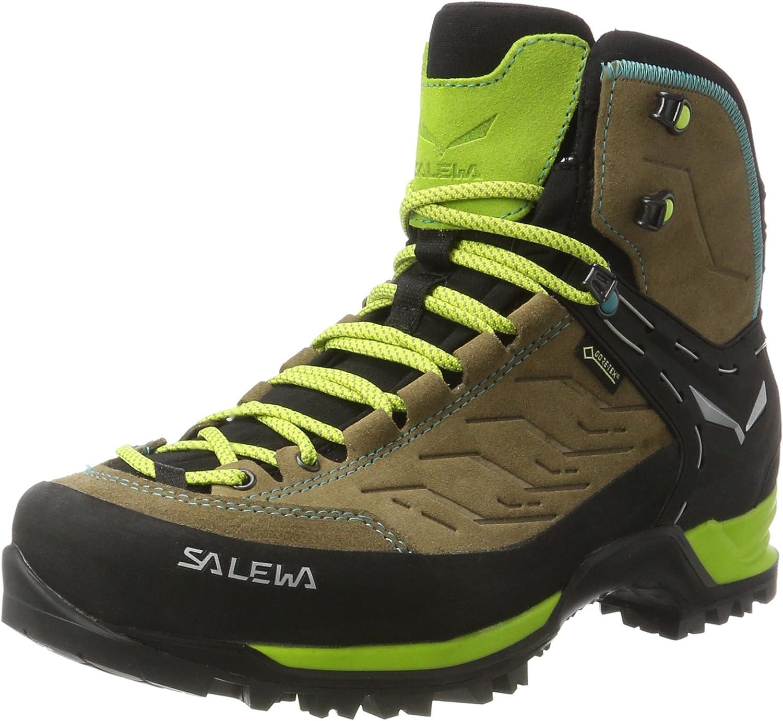 Salewa Womens Ws MTN Trainer Mid GTX High Rise Hiking Boots
