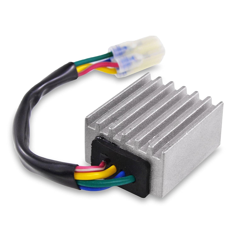 Voltage Regulator Rectifier For Honda Crf 250 X Crf250x Wiring 2004 2017 Oem Repl 31600 Ksc 671 Automotive