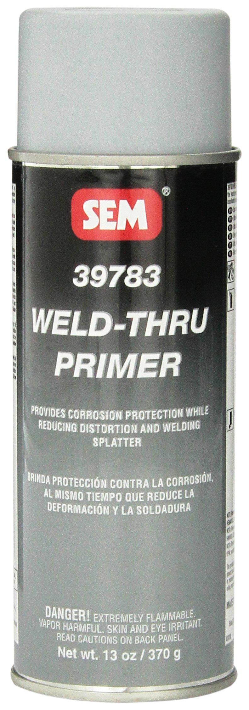 SEM 39783 Weld-Thru Primer - 13 oz.