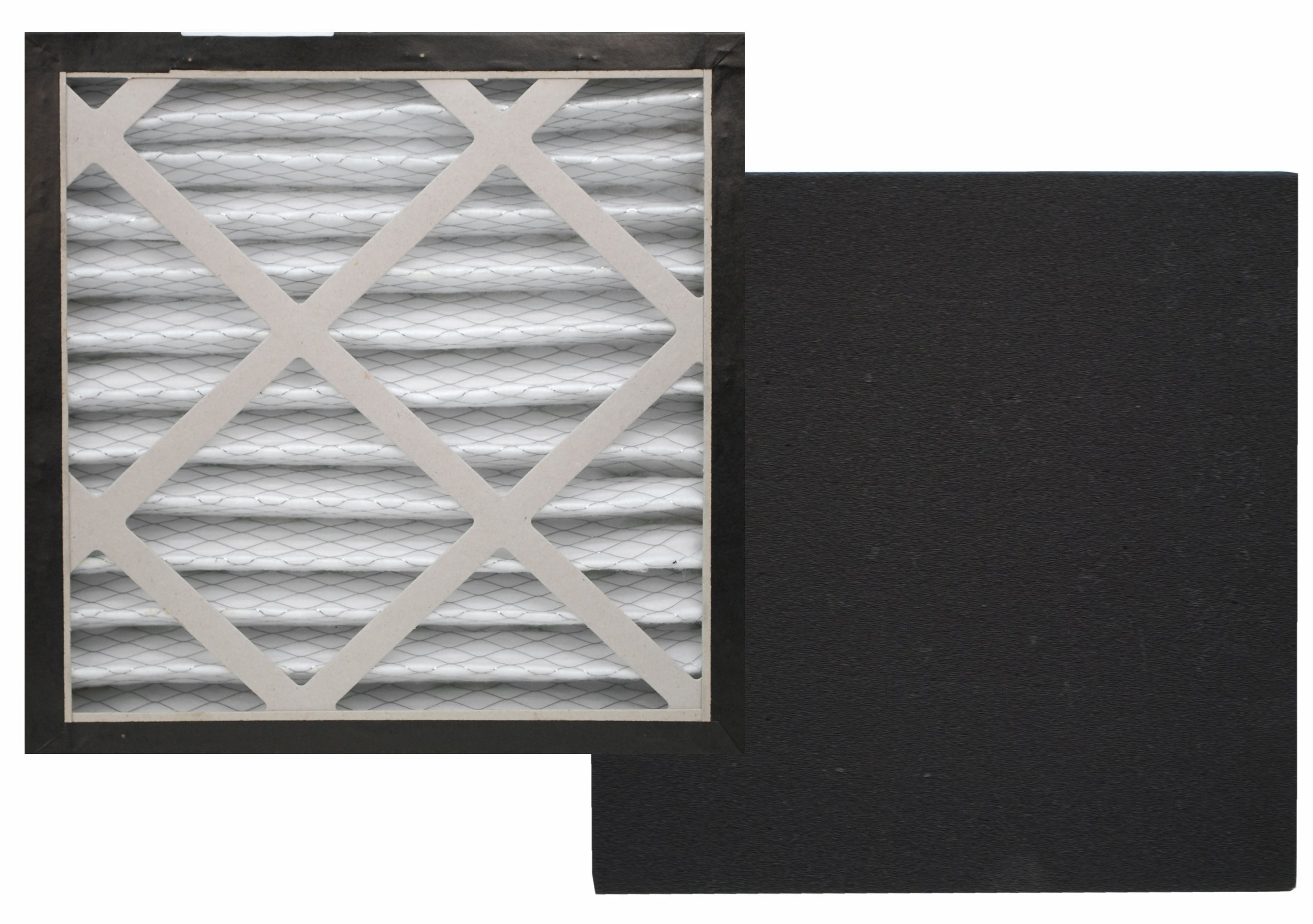 Menda 35461 Replacement Particulate Filter Set, For Quad Fume Extractor