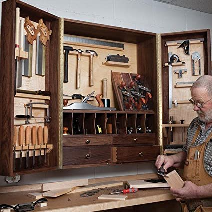 Woodworking Project Paper Plan To Build Hand Tool Cabinet Hand