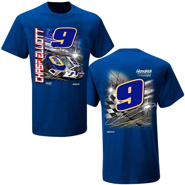 Chase Elliott T Shirt >> Amazon Com Smi Properties Chase Elliott Napa Backstretch Nascar T