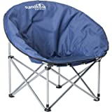 Skandika Mercury Moon Camping Chair - Navy