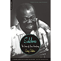 Satchmo: The Genius of Louis Armstrong book cover