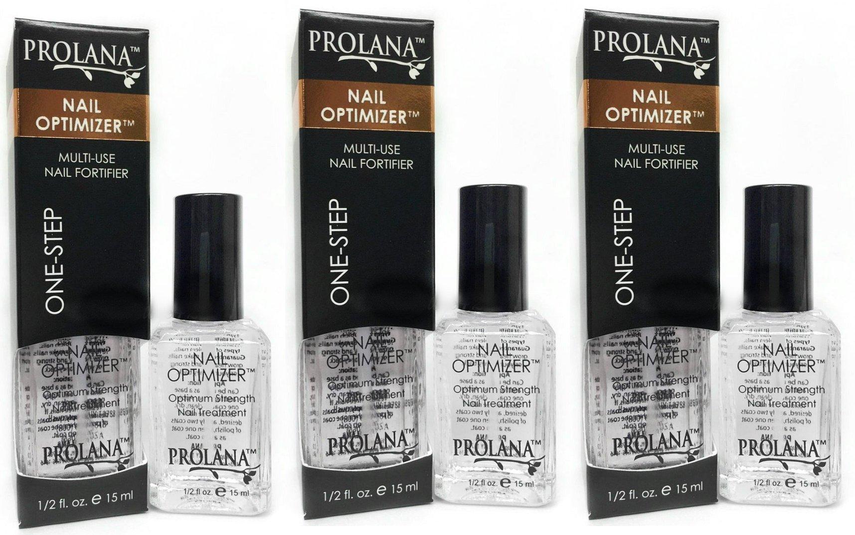 Amazon.com : Prolana Optimax Maximum Nail Therapy : Beauty