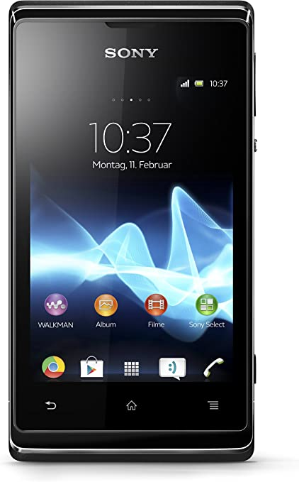 Sony Xperia E - Smartphone libre (pantalla táctil de 3.5