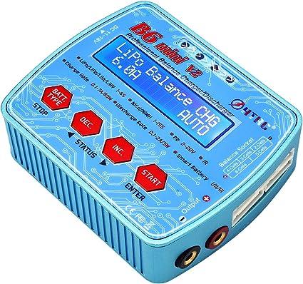 Amazon.com: HTRC B6 Mini V2 70 W 7 a digital profesional RC ...